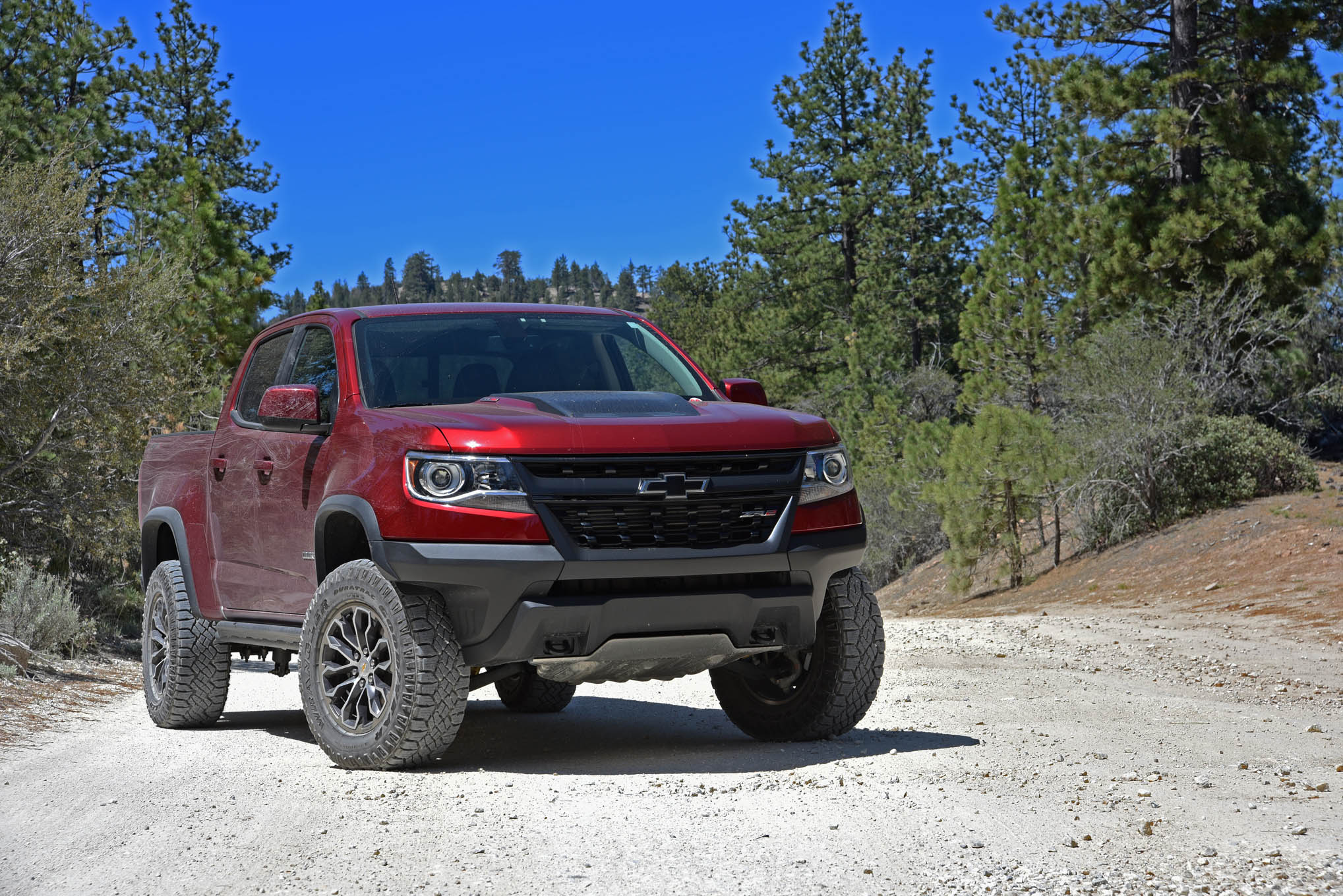 Long Term Test Final Report 2018 Chevy Colorado Zr2 Crew Cab