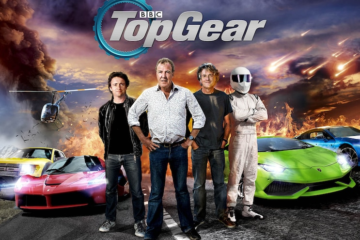 Five Great Top Gear Episodes you Should Watch on the Motor Trend App!!