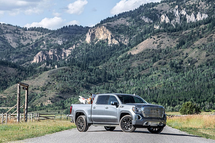 First Drive 2020 GMC Sierra 1500 Duramax Lead
