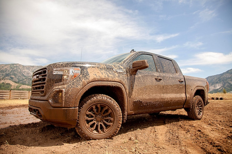 First Drive 2020 GMC Sierra 1500 Duramax Muddy