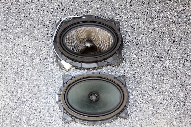 Oem Audio Plus Toyota 4runner Trd Pro 008