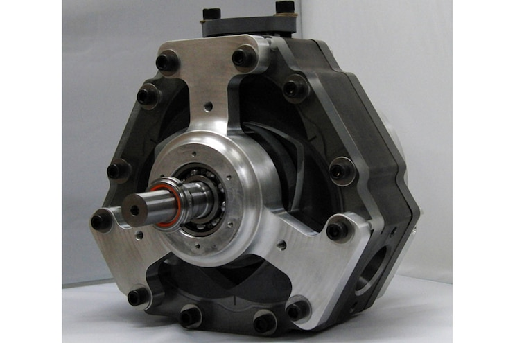 Rotary Diesel: Power Without Pistons