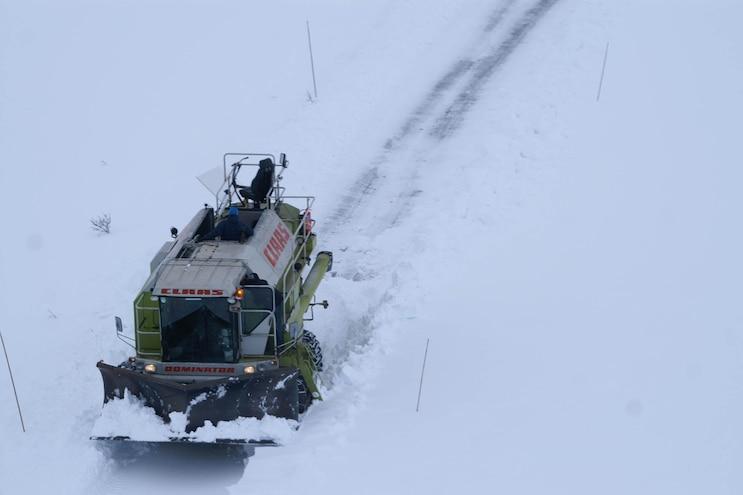 Top Gear Snowbine Harvester 07