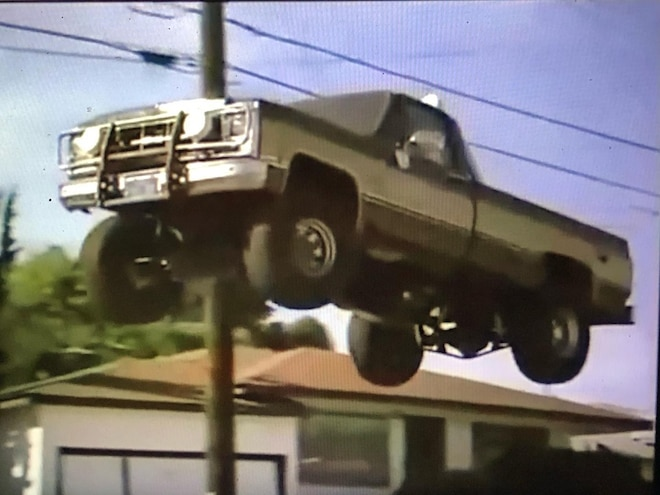Episode 87 of The Truck Show Podcast: Mid-Engine Fall Guy Jump Truck