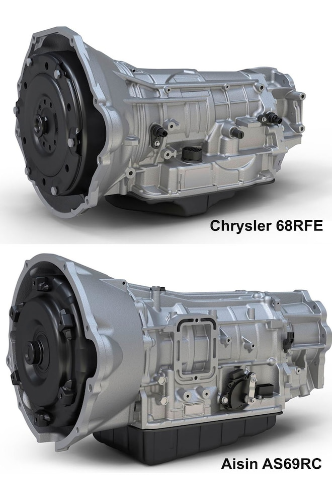 01 Diesel Tech Q A Aisin 68rfe