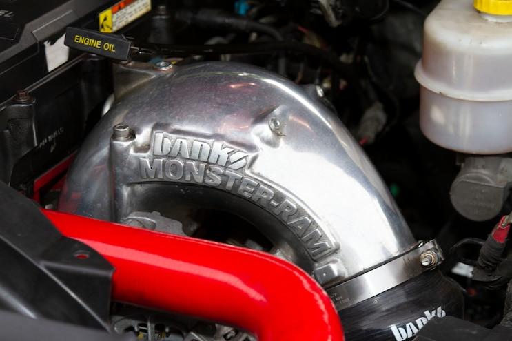 014 Johnny Gilbert 2016 Ram 2500 Engine Turbos 2
