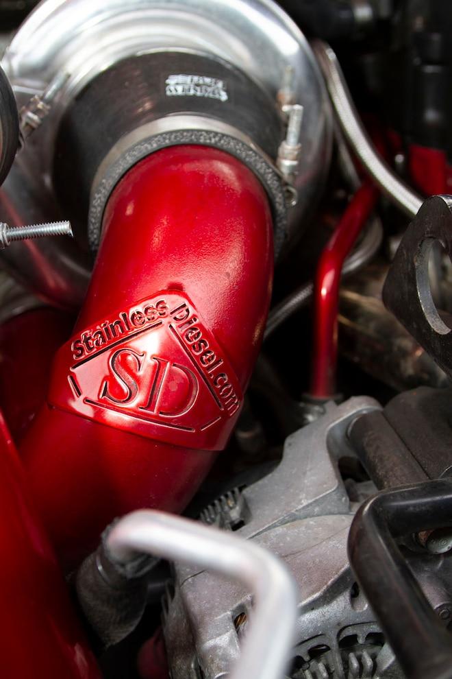 014 Johnny Gilbert 2016 Ram 2500 Engine Turbos 4