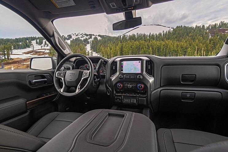 015 Diesel Buyers Guide 2020 Chevrolet Silverado Diesel Interior