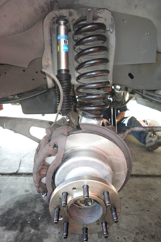 018 Stand Tall Finished Front End Hub