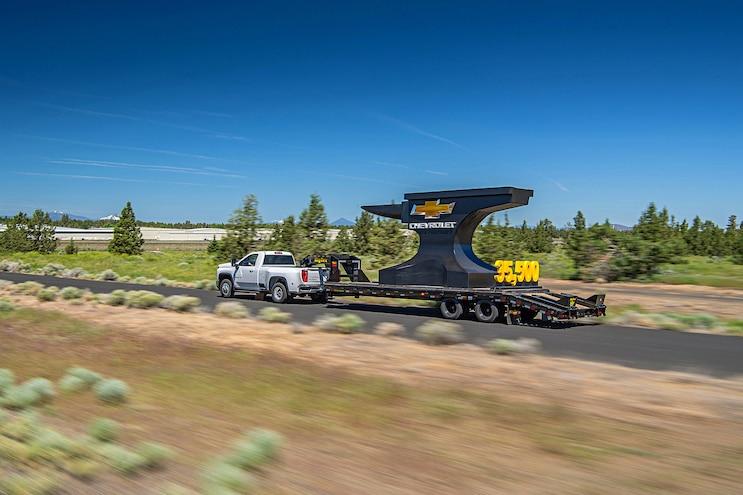 024 Diesel Buyers Guide 2020 Chevrolet Silverado 3500hd Big Towing Number