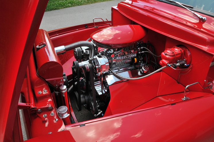 1956 Ford F100 Long Term Ownership Engine