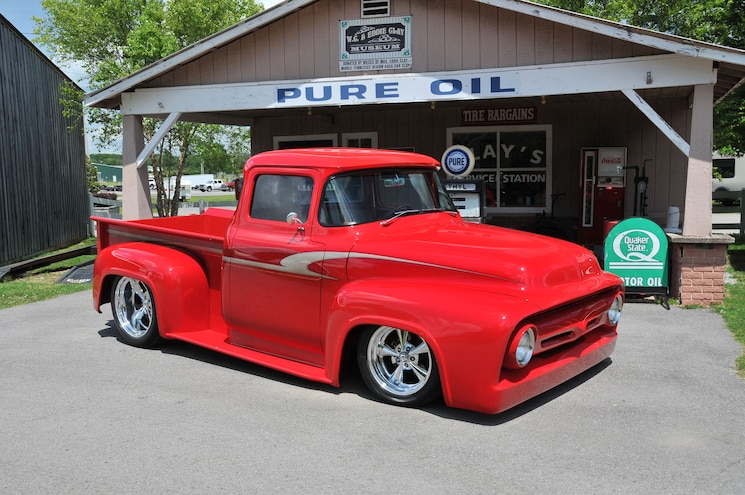1956 Ford F100- Long Term Ownership
