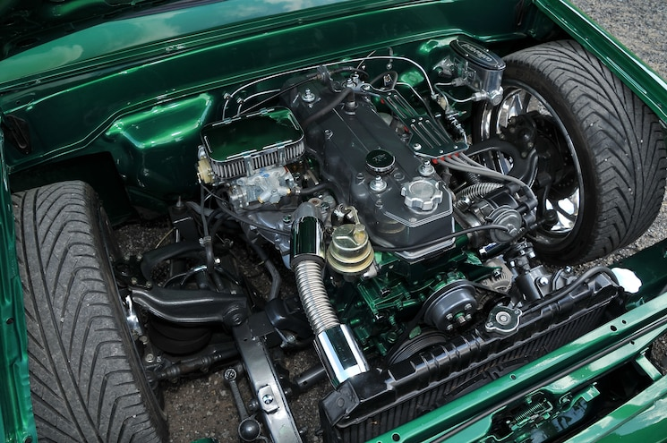 1989 Toyota Pickup Oscar Engine