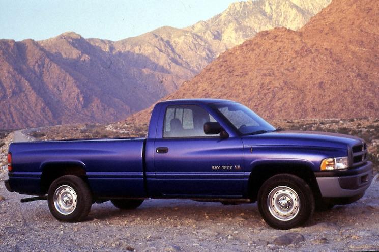 1994 Dodge Ram 1500 Single Cab