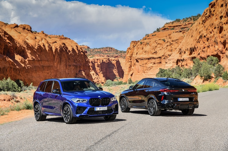 First Look – 2020 BMW X5 M and X6 M