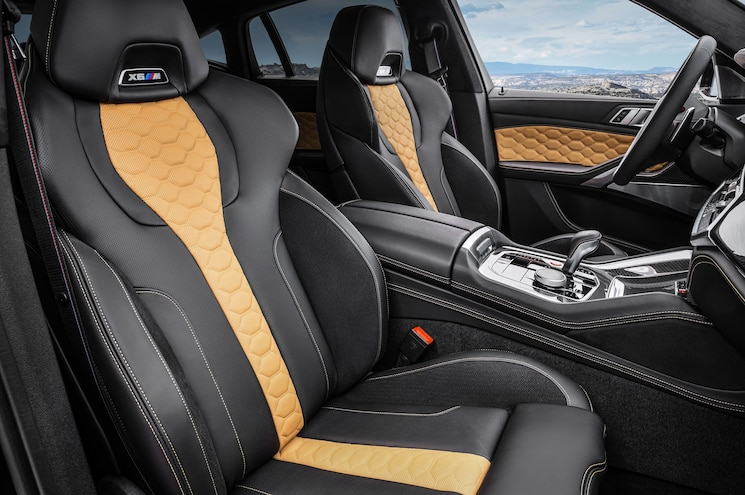 2020 Bmw X6 M Competition Interior Front Cabin