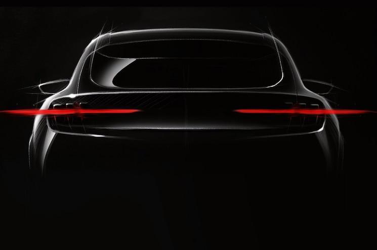 2020 Ford Mach 1 Teaser