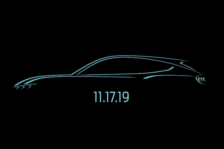 Ford Will Reveal Mustang-Inspired Electric SUV on November 17