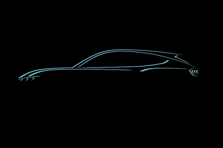 2021 Ford Mustang Suv Ev Teaser