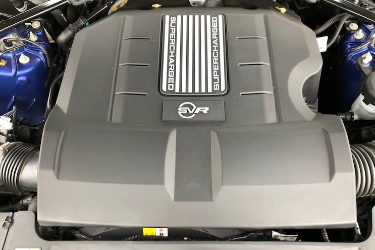 Daily Driven 2019 Range Rover Sport Svr Engine