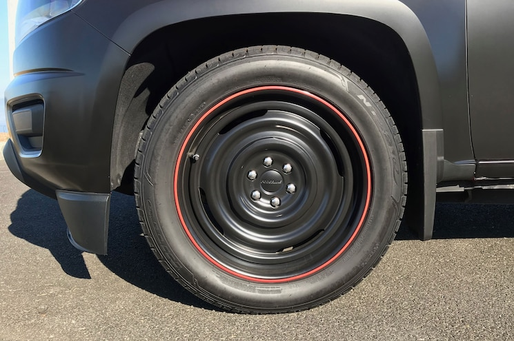 Edelbrock Supercharged Chevrolet Colorado Wheel