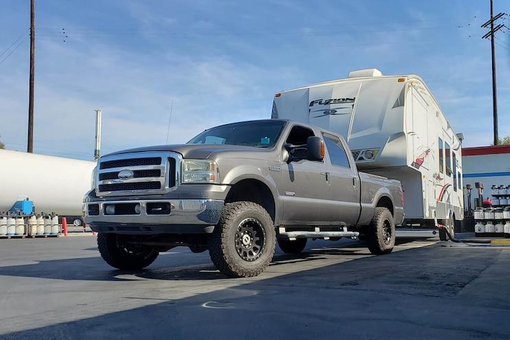 Tech: Ford 6.0L Power Stroke Garrett PowerMax Turbo Install