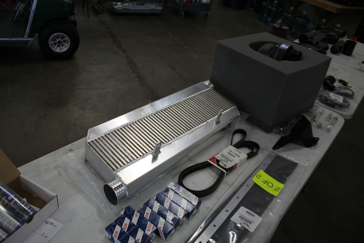 Procharger 5.3 Ls Motor 03