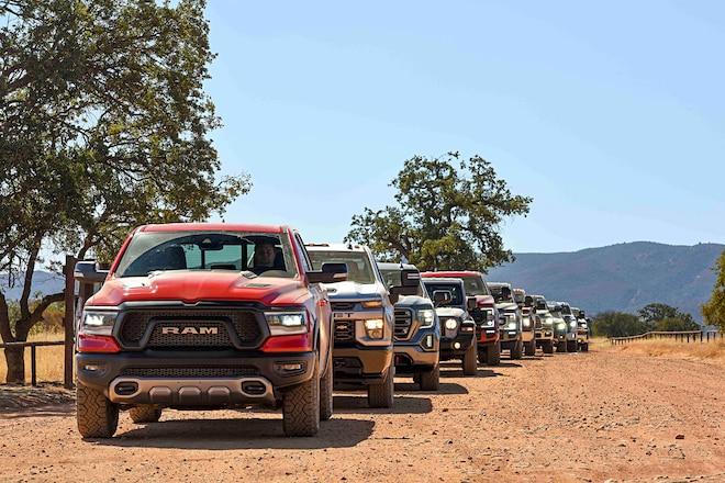 Truck Of The Year >> 2019 Pickup Truck Of The Year Winners At Truck Trend Network