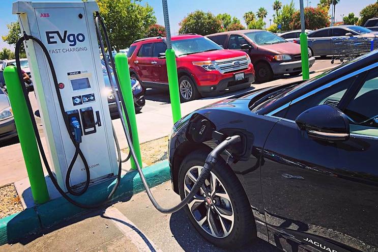 Road Test 2019 Jaguar I PACE Charge