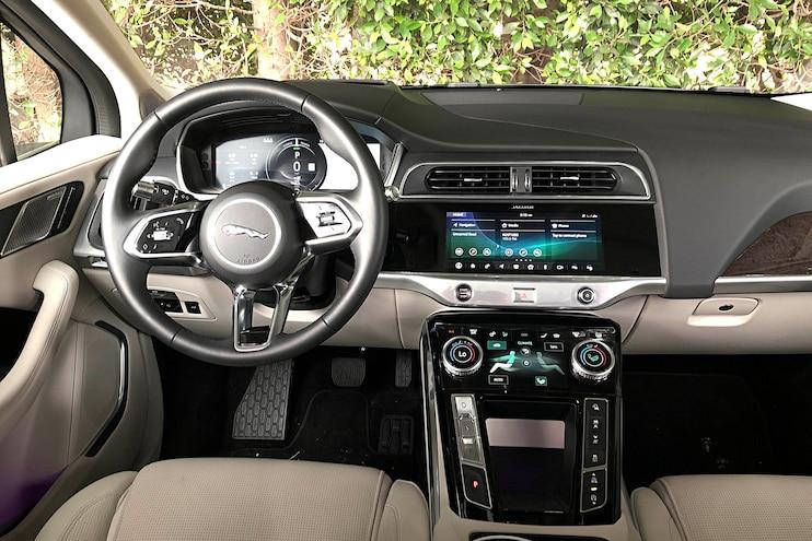Road Test 2019 Jaguar I PACE Interior
