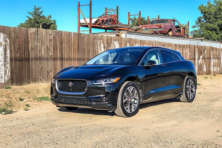 1,000 Mile Road Test: 2019 Jaguar I-PACE