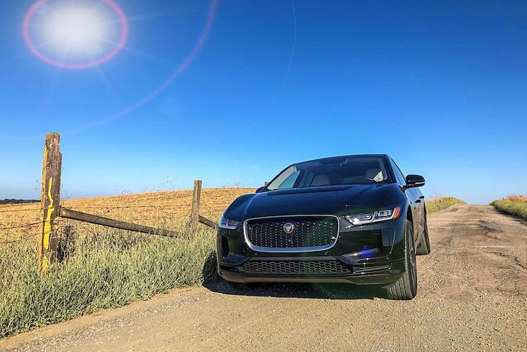 Road Test 2019 Jaguar I PACE
