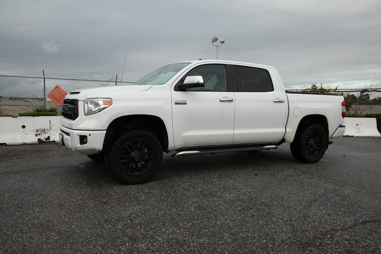 Toyota Tundra Suspension Lift with BDS, Fox & Fuel