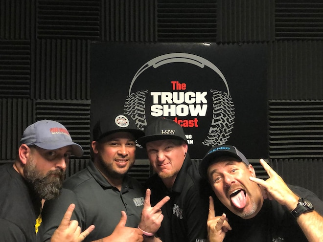 Episode 91 of The Truck Show Podcast: Supercharged Chevy Haularado Hits Like a Mallet