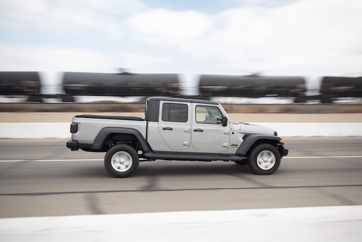 Ttptoty Daily Recap Day 1 Jeep Gladiator