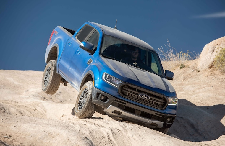 Ttptoty Daily Recap Day 5 Ford Ranger