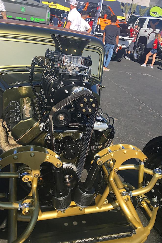 008 Sema Engines One