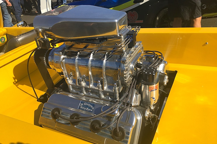 010 Sema Engines One