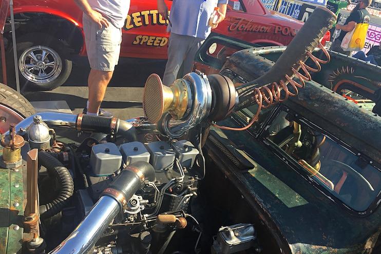 011 Sema Engines One