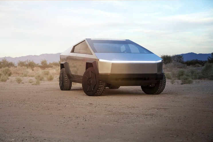 2022 Tesla Cybertruck: Wired for Off-Road and Capability