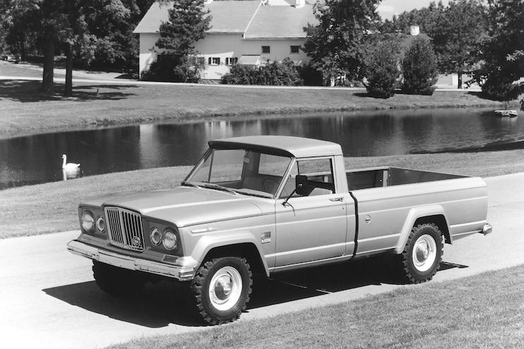 Truck Trend Legends: The (Original) Jeep Gladiator