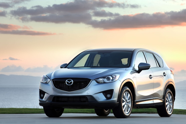 Truck Trend Pre-Owned: 2013 to 2016 Mazda CX-5
