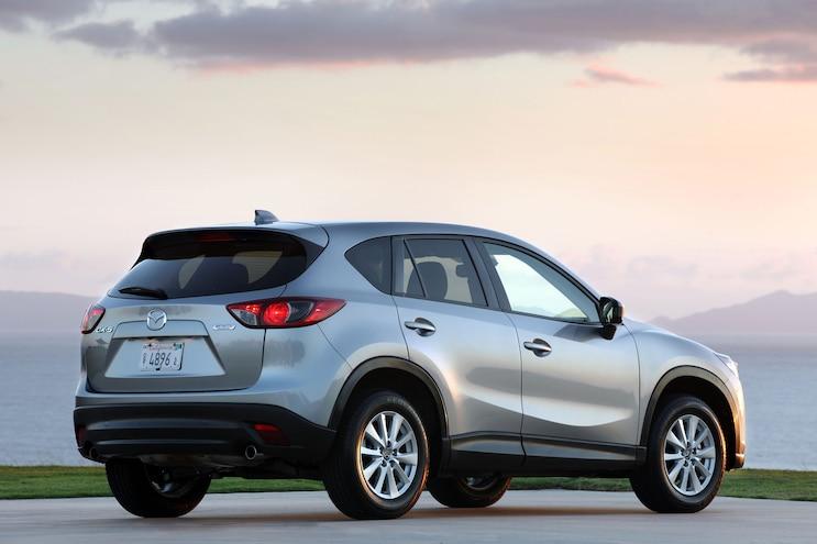 2015 Mazda Cx 5 R3q Silver
