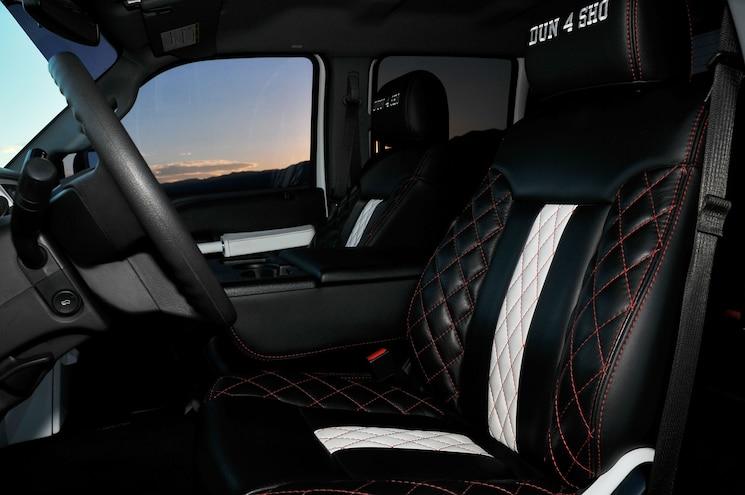 2016 Ford F250 Dun4sho Interior Seats