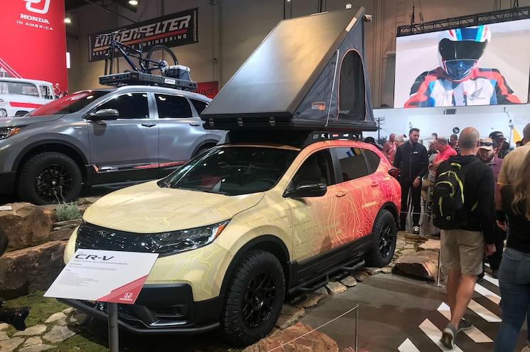 2019 Honda Cr V Dream Jsport Sema 2019