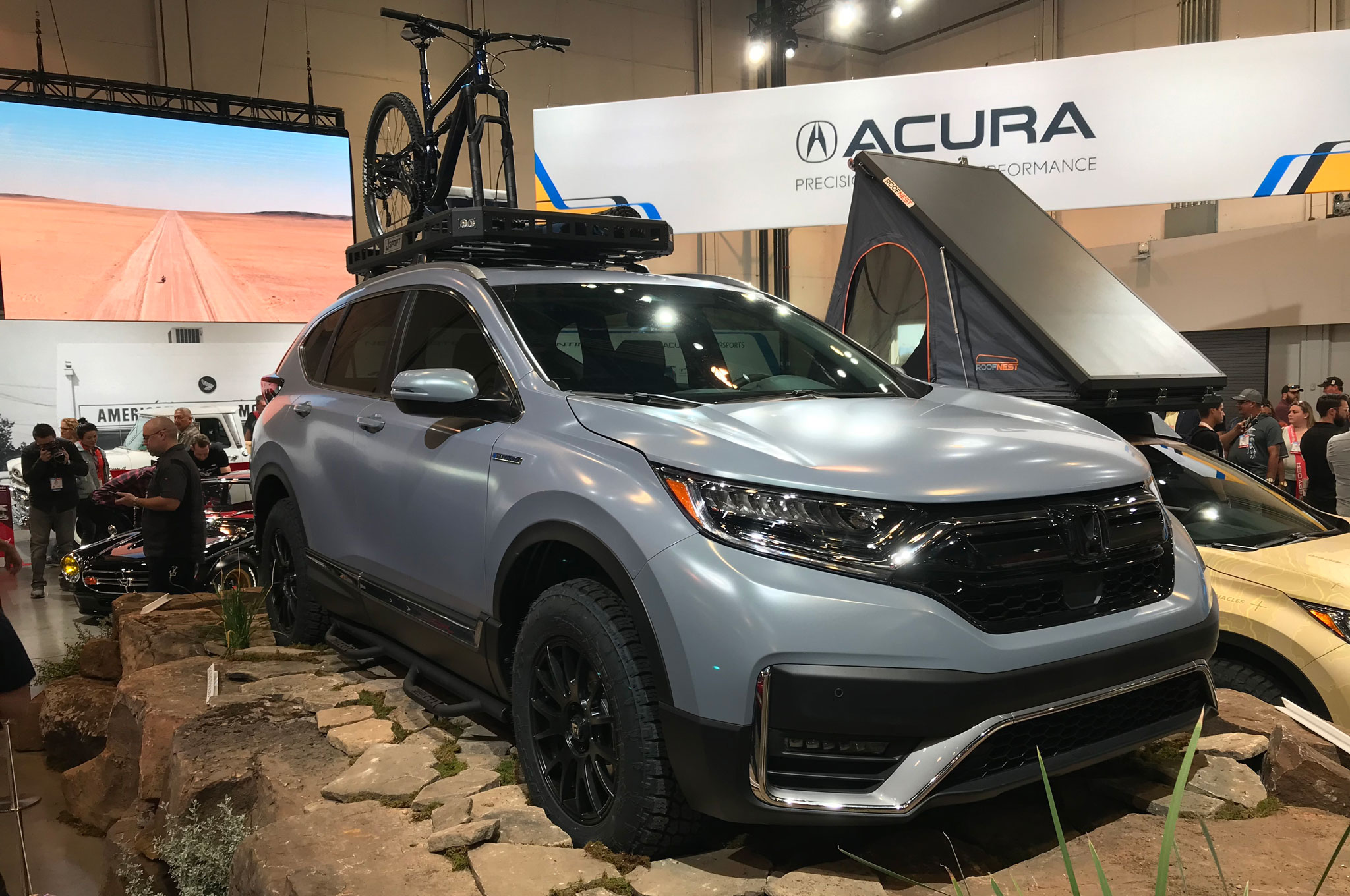 Honda At Sema 2019 Let S Go Overlanding Mtsema19