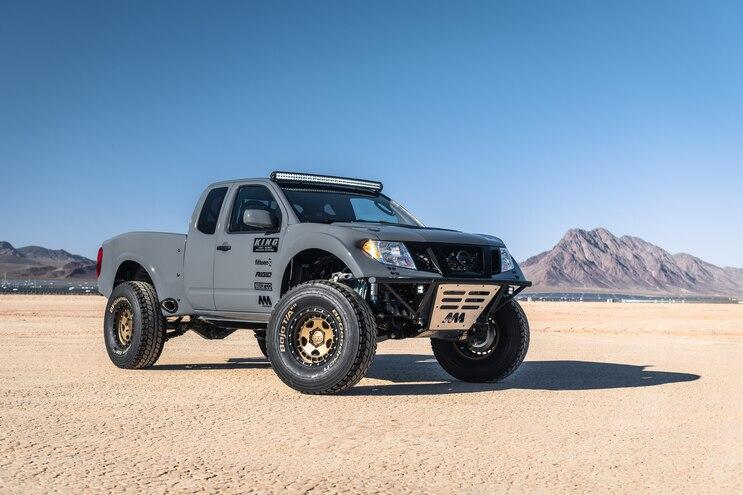 Frontier Desert Runner 2