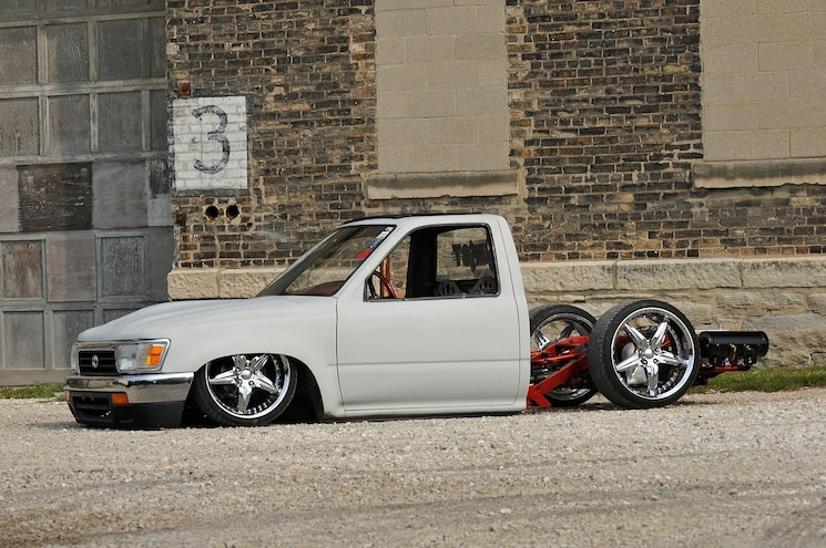 1994 Toyota Pickup- Height Fright