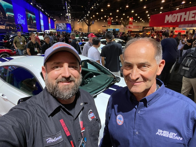 Episode 94 of The Truck Show Podcast: SEMA Show 2019, Part 1