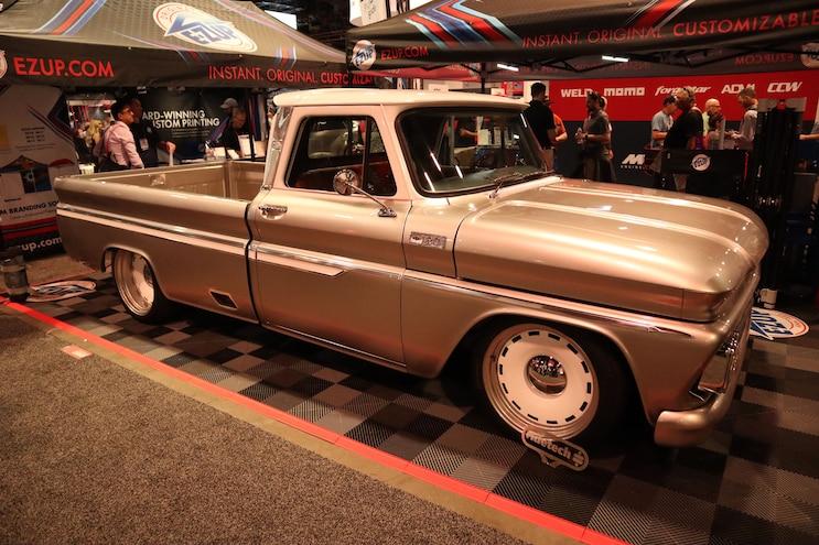 Truckin's Top Chevy C10s of SEMA 2019 Photo Gallery
